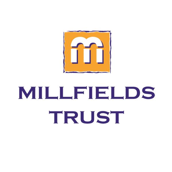 Millfields, logo